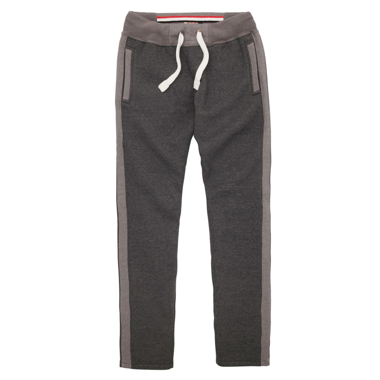 Black Melange/Sport Grey